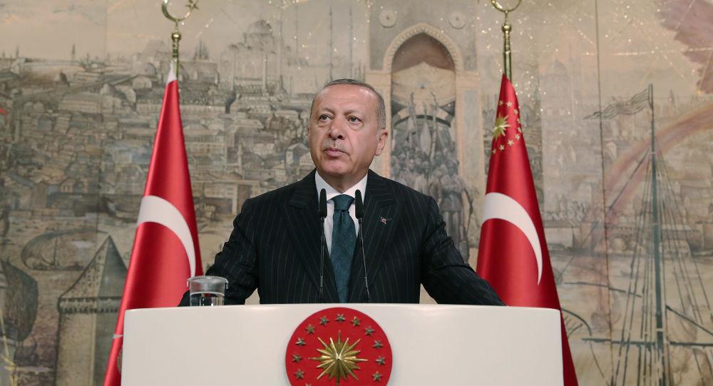 Cumhurbaşkanı Erdoğan'dan Çetinkaya yorumu