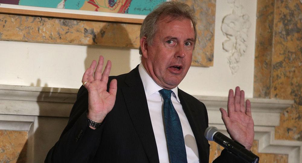 Trump'a 'beceriksiz' diyen İngiliz büyükelçi istifa etti