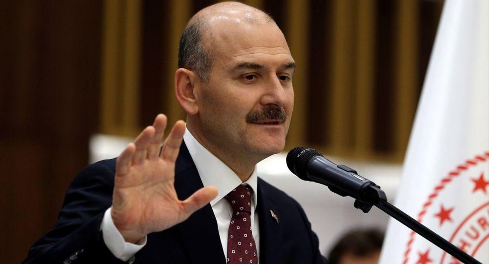 İçişleri Bakanı Soylu'dan köşe yazısına tepki: Suç duyurusunda bulunacağım