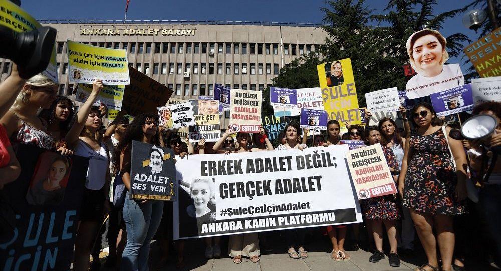 Şule Çet davasında sanıklar Aksu ile Akand'ın tutukluluk halinin devamına karar verildi