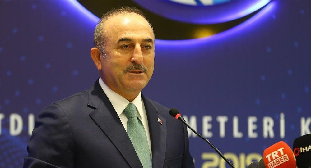 Çavuşoğlu: Kıta sahanlığında ne yapacağına Türkiye karar verir