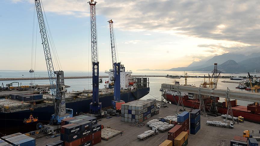 Dış ticaret açığı yılın ilk iki ayında yüzde 83.7 arttı: 14.84 milyar dolar