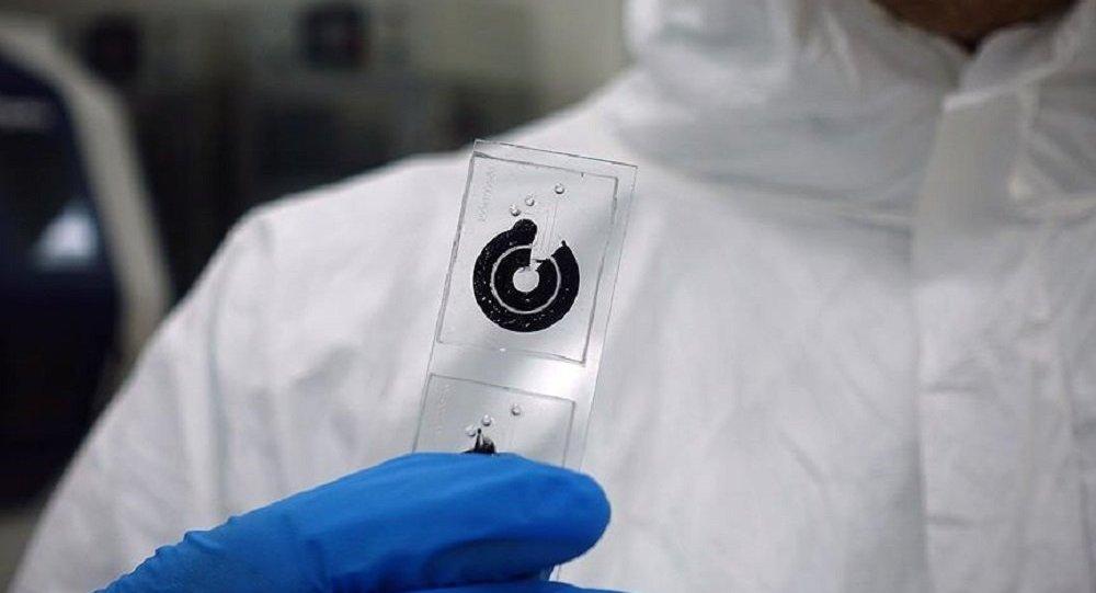 Kanserin teşhis ve tedavisinde kullanılacak silikon nano-parçacıklar geliştirildi