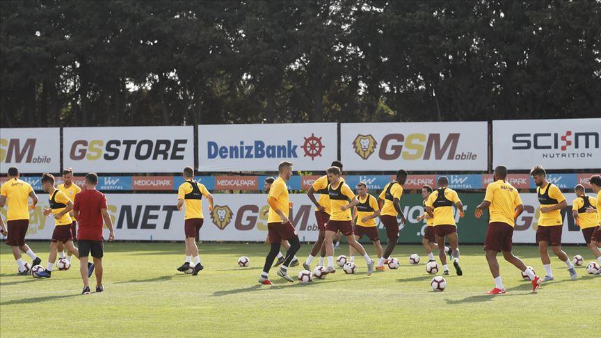 Galatasaray'ın kamp kadrosu belli oldu