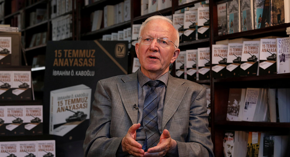 AYM'den Prof. Kaboğlu'na tazminat kararı