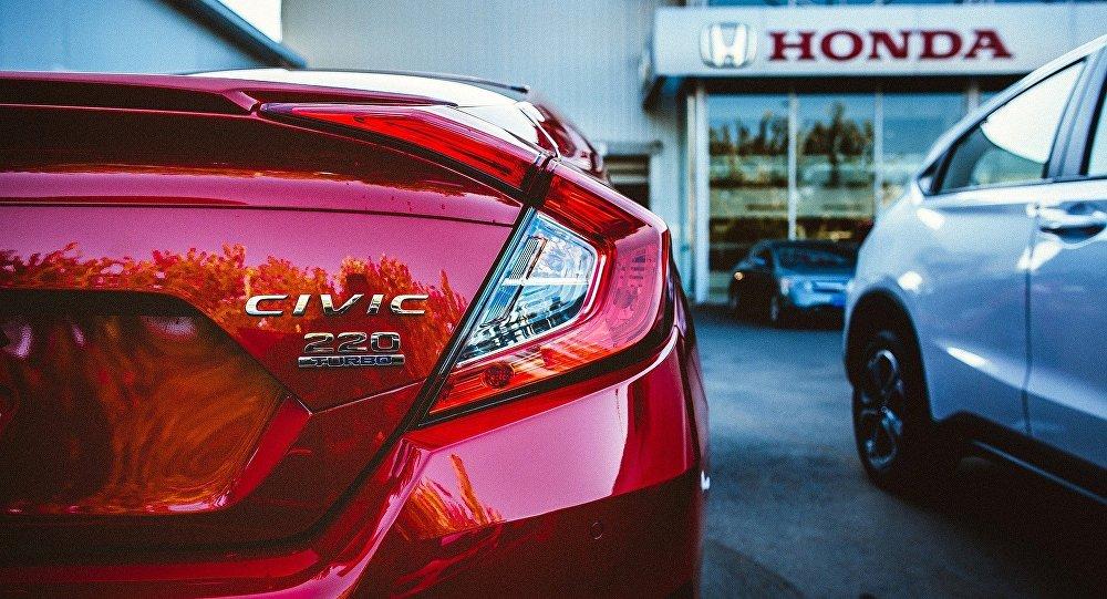 Honda, Çin'deki 94 binden fazla aracını geri çağırdı