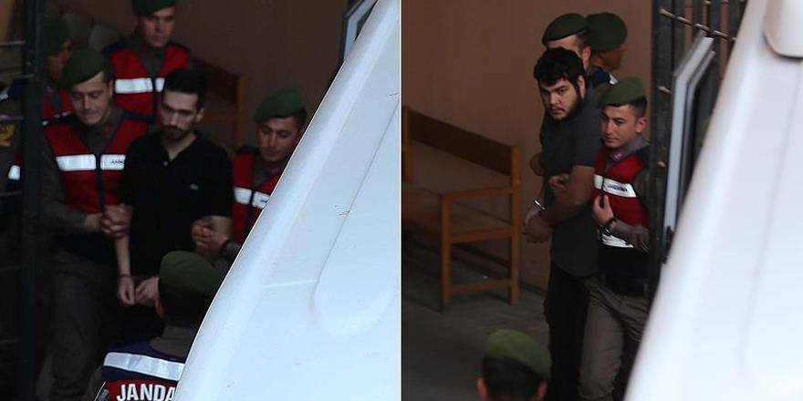 Tutuklu Yunan askerleri hakkında ilk karar
