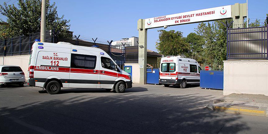 Lice'de terör saldırısı: 1 şehit, 4 yaralı