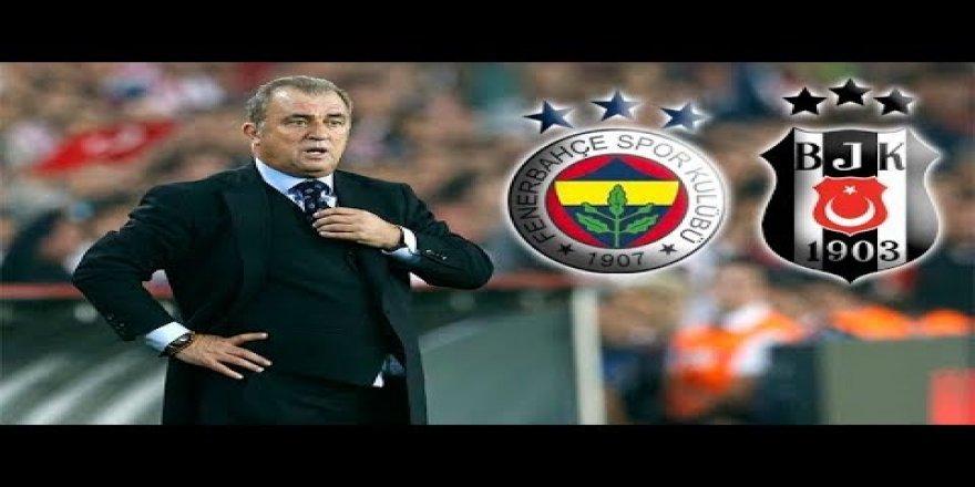 Fatih Terim'den, Beşiktaş- Fenerbahçe gerilimi hakkında uyarı!