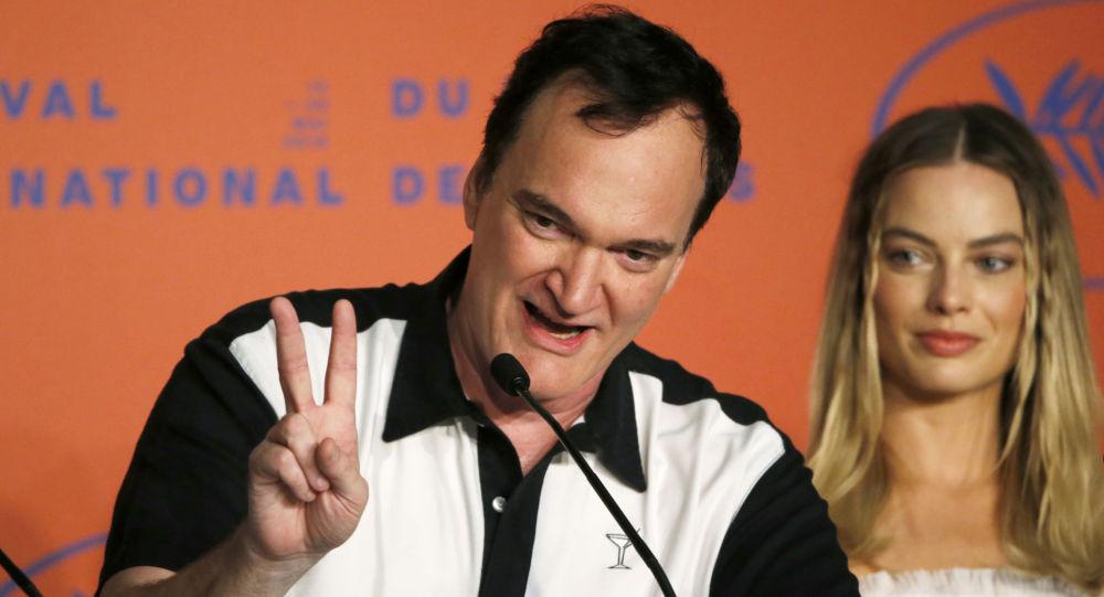 Tarantino, yeni filmi için Moskova'da: Kremlin'e gömülmek için ne yapmak gerekiyor?