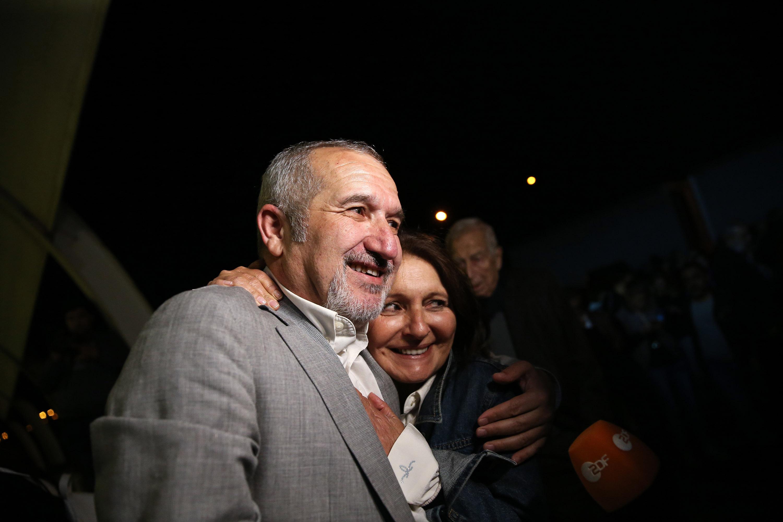 Akın Atalay, tahliye kararının ardından Silivri Cezaevi'nden ayrıldı!