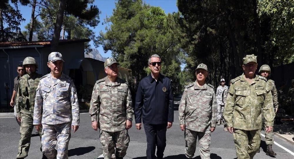 Akar'dan Kıbrıs açıklaması: Komşularımızın akıllarını başlarına toplamaları lazım