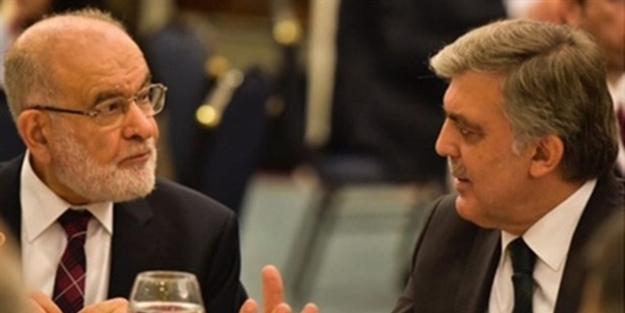 Abdullah Gül'e teklif yapıldı: Bizim adayımız ol!
