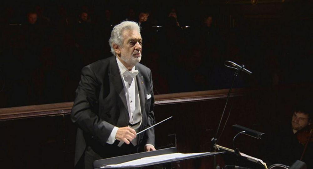 Opera sanatçısı Placido Domingo'ya cinsel taciz suçlaması