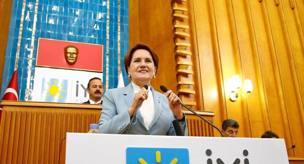 Akşener: Babacan ve Davutoğlu'nun önünü kesmek için erken seçim olabilir