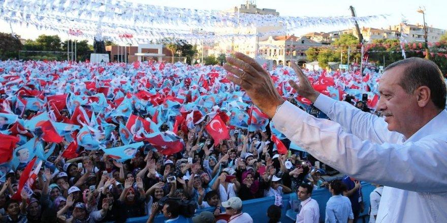 Cumhur İttifakı'ndan 40 gün 40 gece kampanyası: Mitinglerde, iftarlarda, sahurlarda...