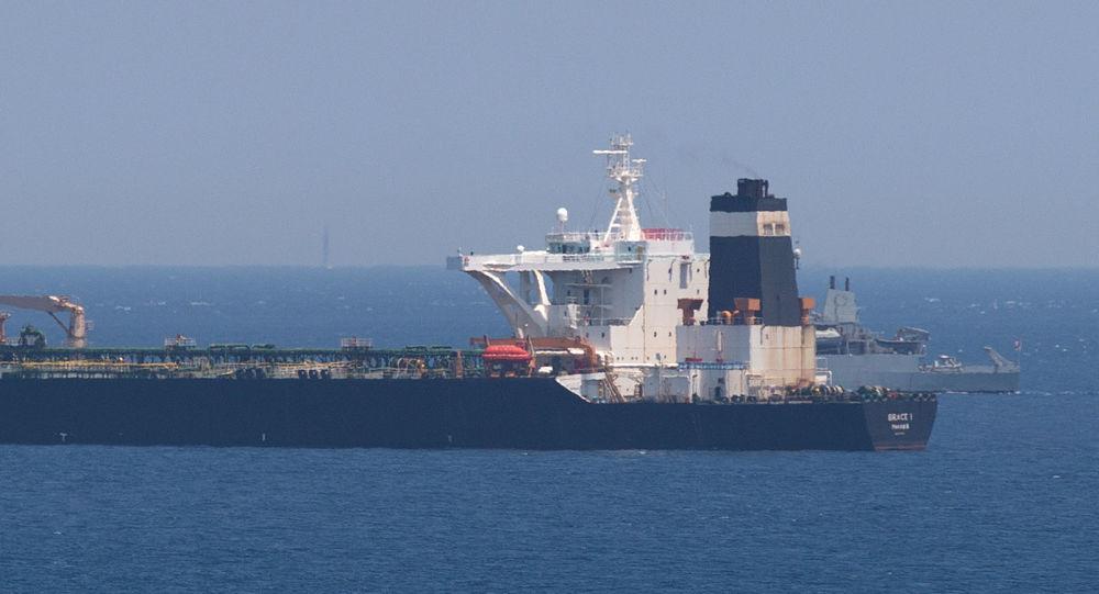 ABD'nin el koymak için talepte bulunmasıyla Cebelitarık'ın İran petrol tankerini bırakma süreci durduruldu