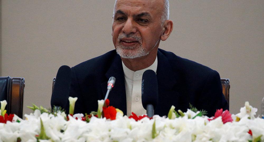 Afganistan Cumhurbaşkanı Gani: Ülkedeki bütün IŞİD hücreleri yok edilecek