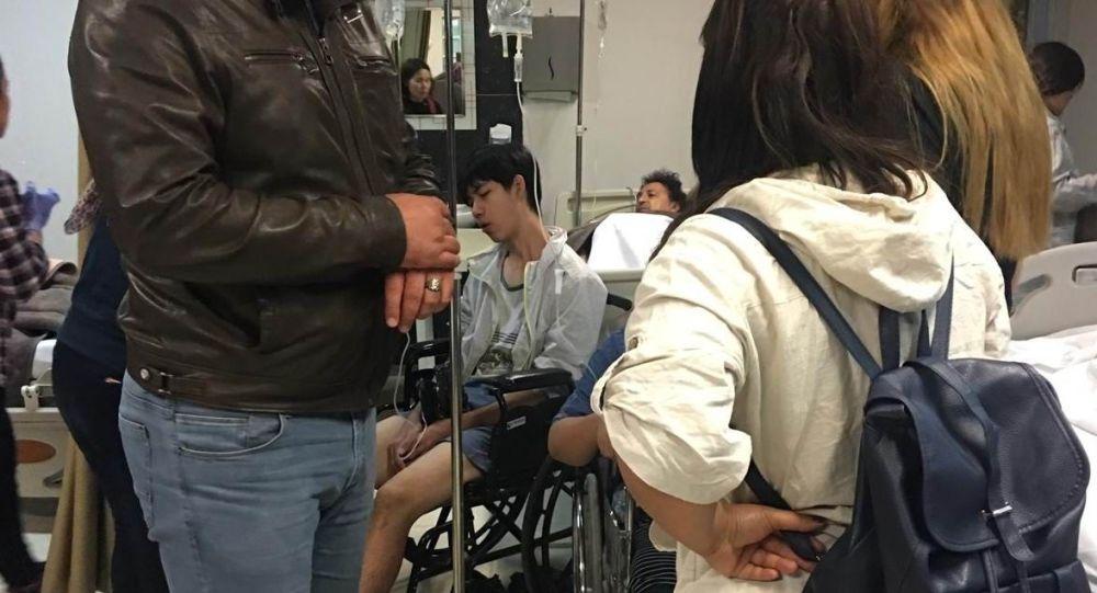 Kapadokya'da turistler zehirlendi: 90 kişi hastaneye kaldırıldı