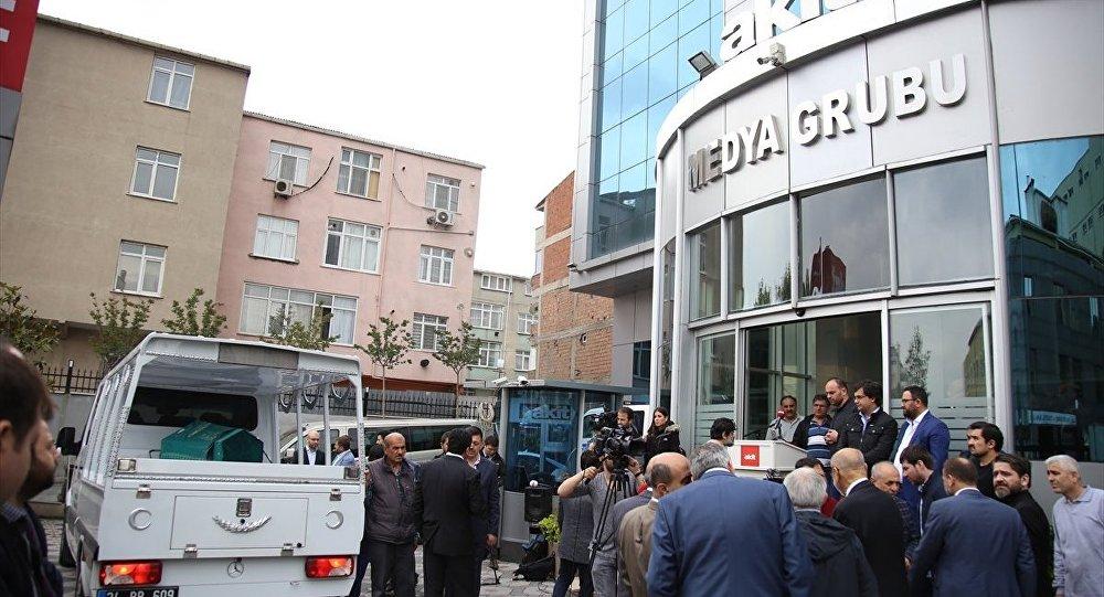 Yeni Akit gazetesi Sorumlu Yazı İşleri Müdürü Karahasanoğlu hakkında 4.5 yıl hapis talebi