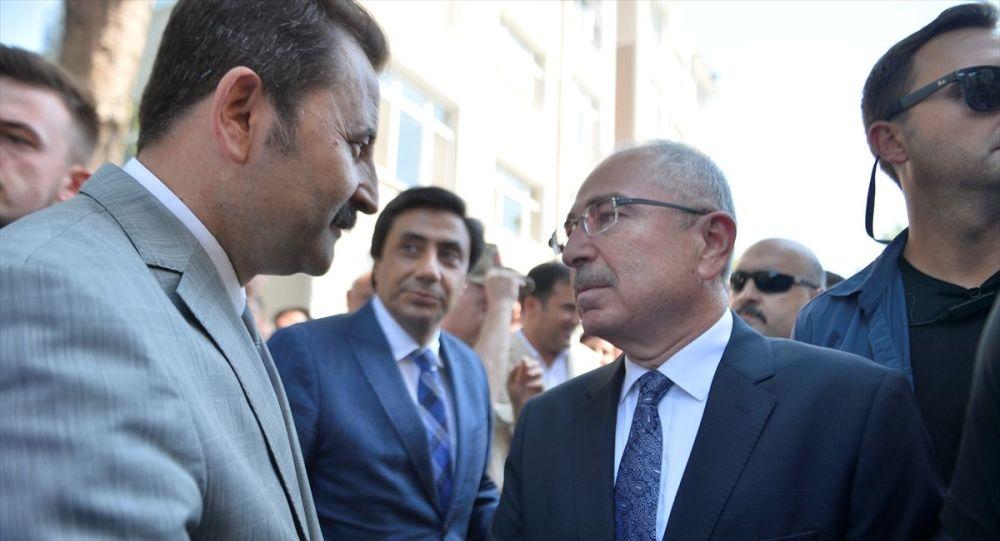 Ahmet Türk'ün yerine atanan Vali Yaman: Erdoğan'ın teveccühü, İçişleri Bakanlığı'nın talimatıyla görevlendirildim