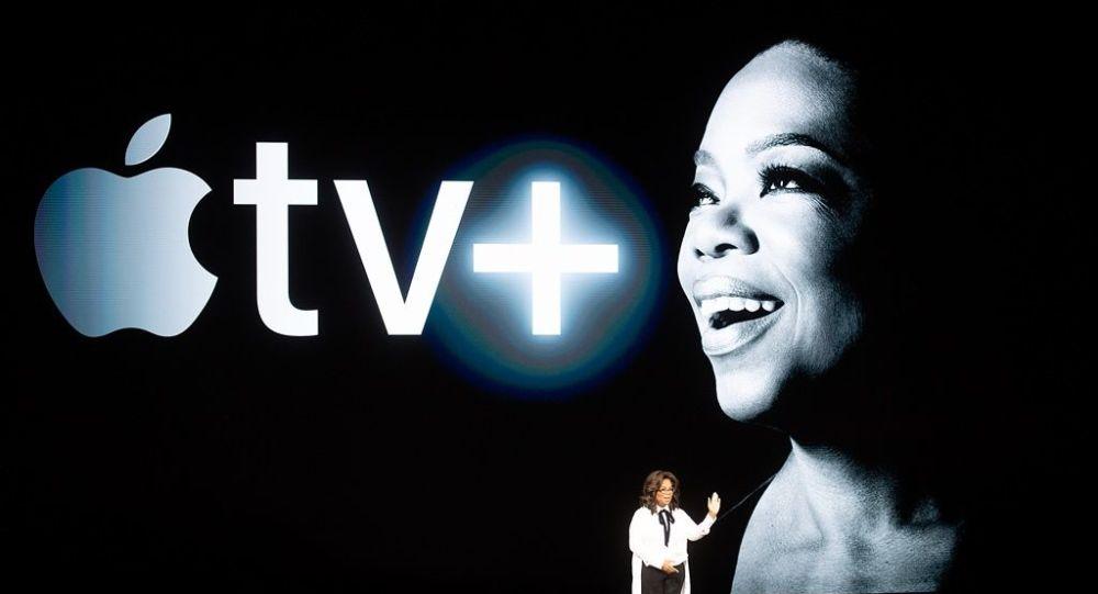'Apple TV+ kasım ayında geliyor'