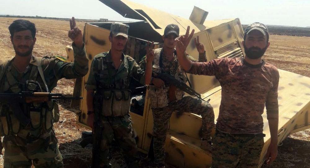 SANA, Suriye ordusunun Morek'te kontrolü sağladığını duyurdu