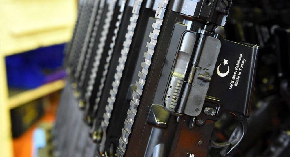 MKEK'ten 7.5 ayda 45 bin yerli silah: Ukrayna'ya 2 bin adet gönderdik