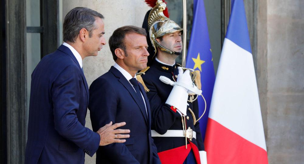 Macron: Türkiye'nin Kıbrıs'taki ihlallerini tolere etmeyeceğiz, zayıflık göstermeyeceğiz