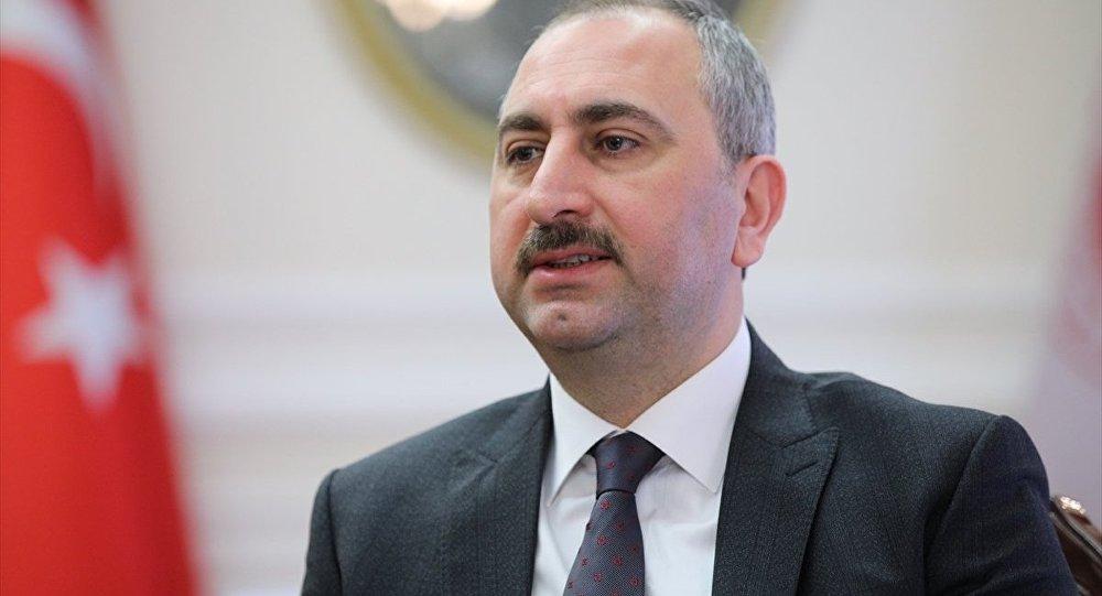Adalet Bakanı Gül'den Emine Bulut cinayetine ilişkin açıklama
