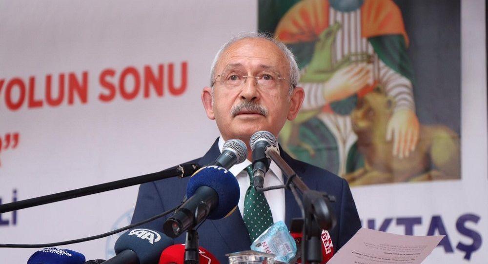 Kılıçdaroğlu: Emine Bulut'un sözleri kadınların ortak çığlığı olmuştur