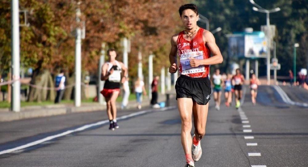 Milli atlet Salih Korkmaz, olimpiyat vizesi aldı