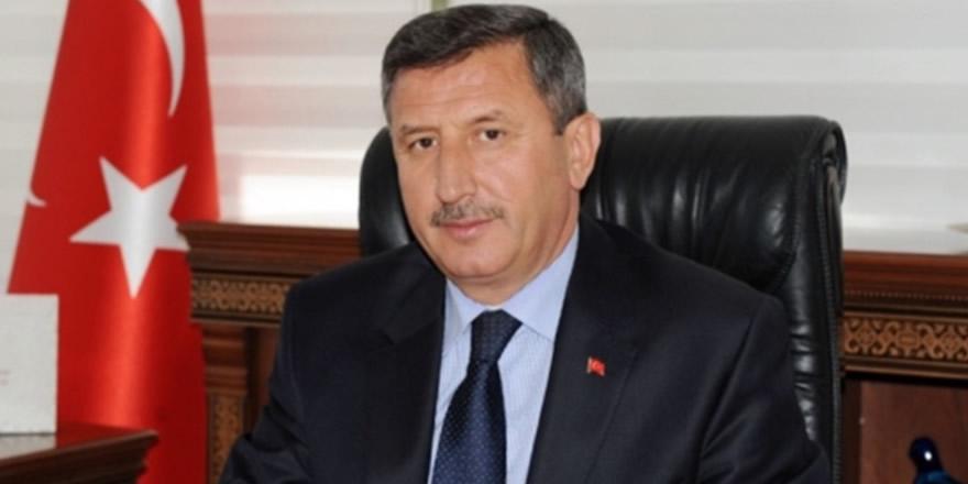 Burdur Valisi milletvekilliği için istifa etti