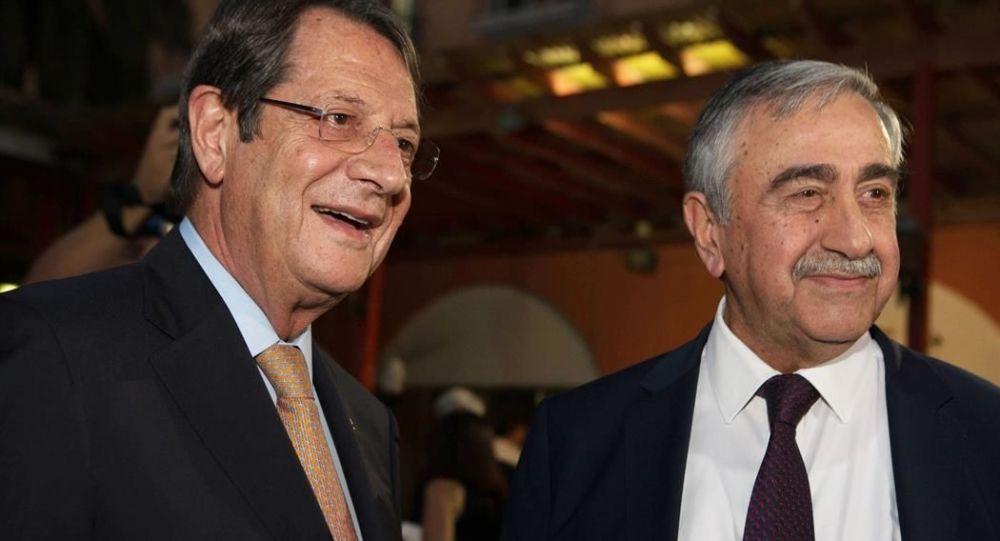 'Anastasiadis, Akıncı'ya Doğu Akdeniz'deki doğalgaz satışından pay teklif etti'