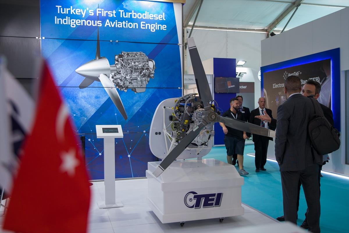 Türkiye İHA motoru satacak