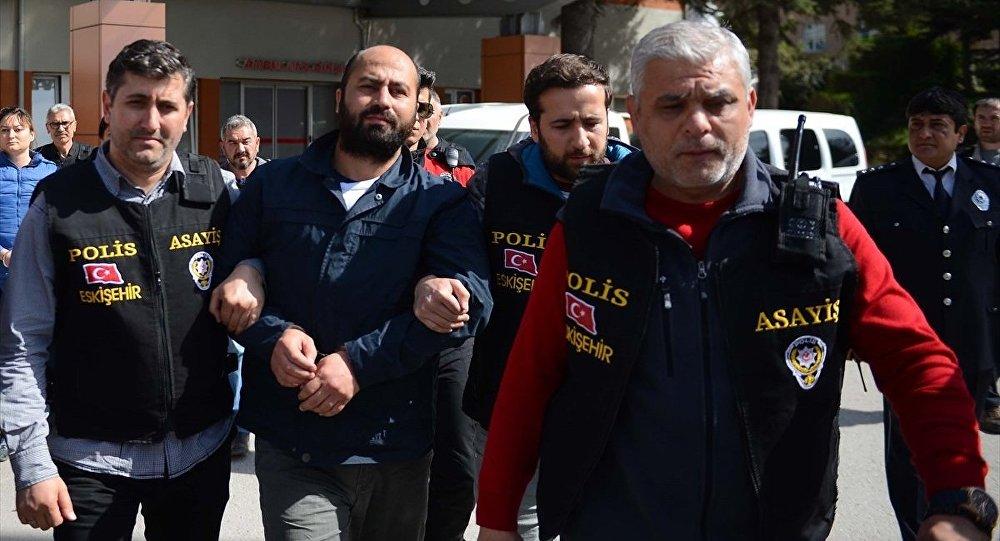 Eskişehir'de 4 akademisyeni öldüren Bayar 'Sıkıldım' diyerek duruşmayı terk etti