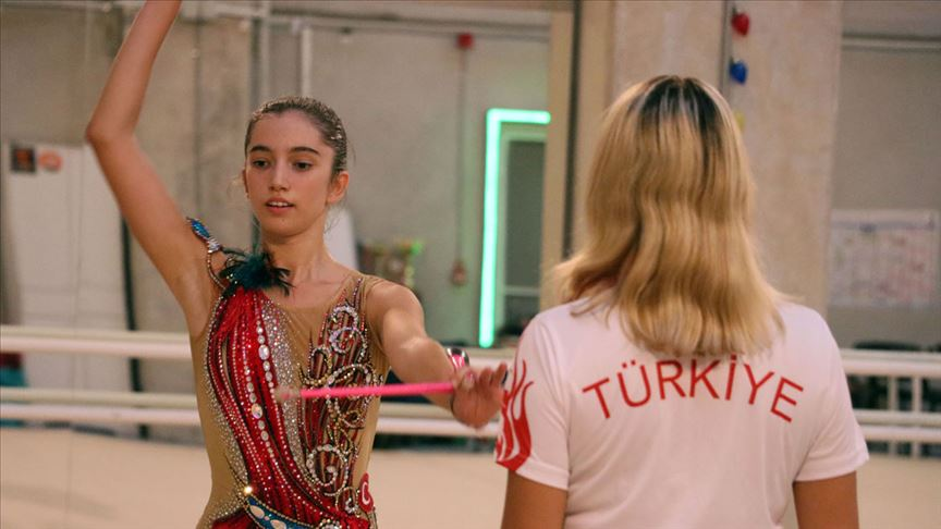 Zeynep Özcan dünya şampiyonası için hazır