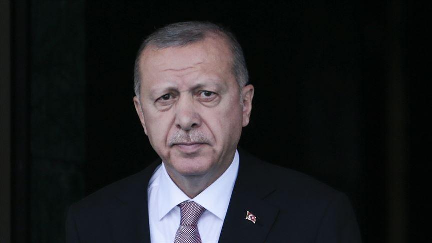 Erdoğan'dan güvenli bölge açıklaması: Henüz istediğimiz tavır yok