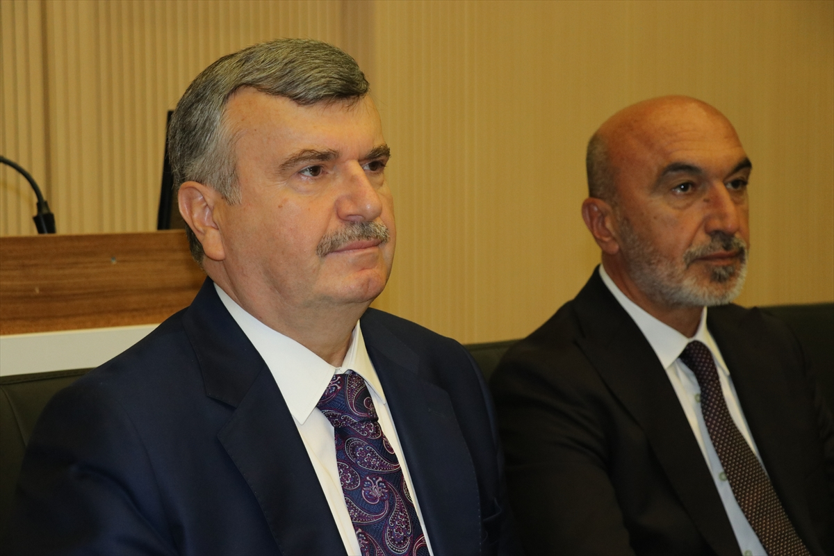 Akyürek, milletvekili aday adaylığı için istifa etti