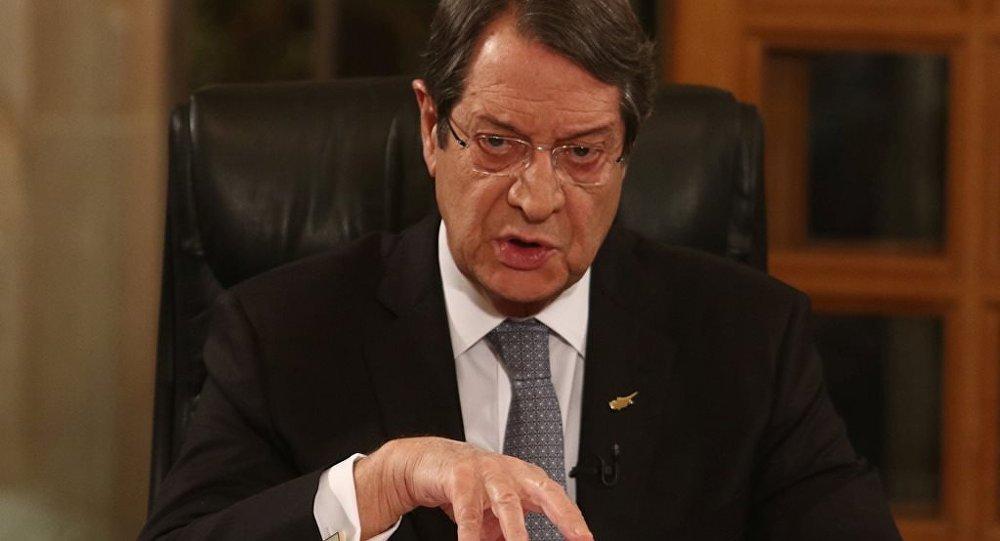 Anastasiadis: BM Genel Kurulu'nda Türkiye'nin gerekli yanıtı almasını sağlayacağım