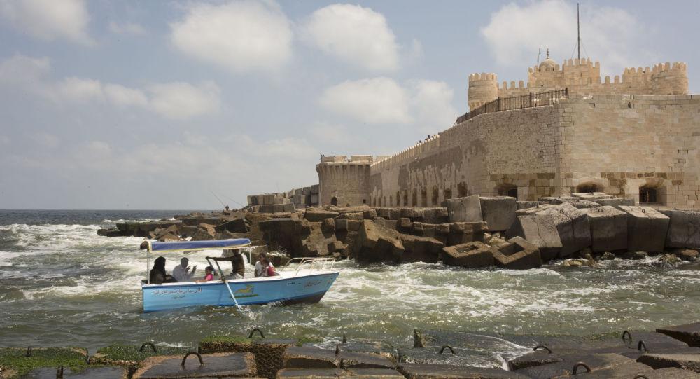 Küresel ısınma 2 bin yıllık İskenderiye'yi tehdit ediyor