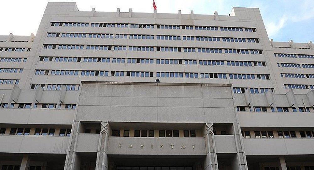Sayıştay'dan belediyelere 'temsil' için emsal karar