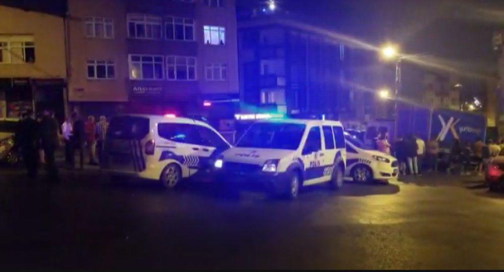 Sokak ortasında eşi ve oğluna ateş açan saldırgan gözaltına alındı