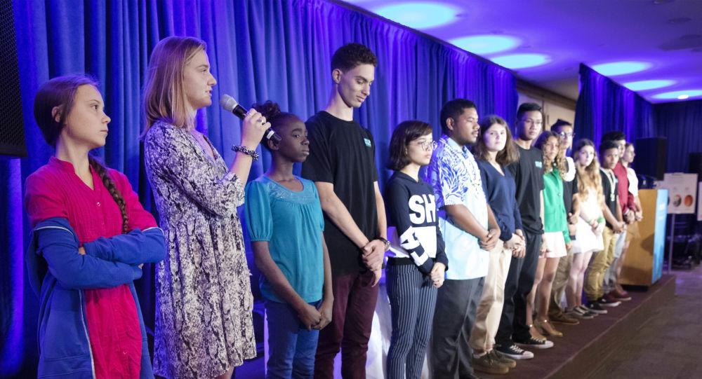 İklim aktivisti çocuklar Türkiye dahil beş ülkeyi BM'ye şikayet etti