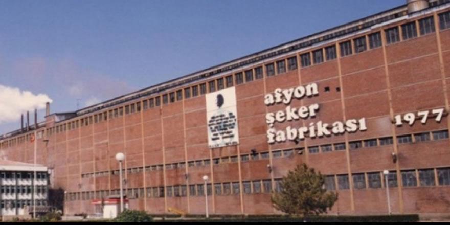 Afyon Şeker Fabrikası, Doğuş Grubu'na satıldı!