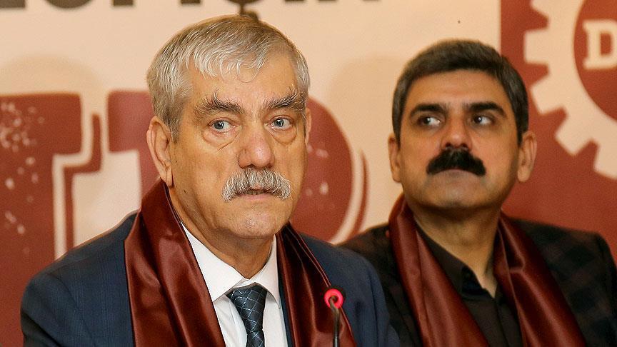DİSK Başkanı Beko, CHP'den milletvekili adayı oluyor