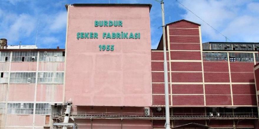 Şeker fabrikaları bir bir satılıyor: Burdur Şeker Fabrikası da satıldı!