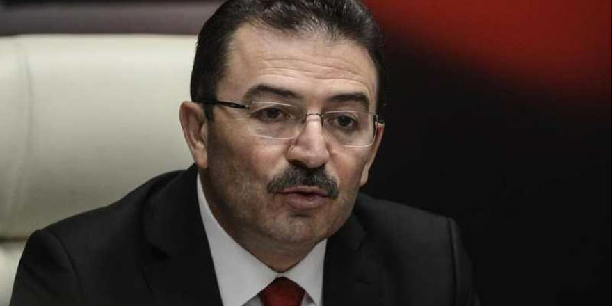 Emniyet Genel Müdürü, AKP'den aday adaylığı için istifa etti!