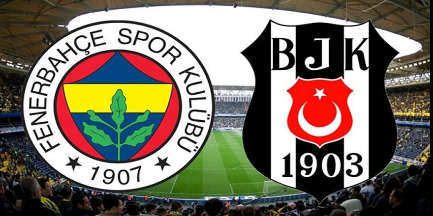 Fenerbahçe-Beşiktaş derbisinin başlama saati belli oldu