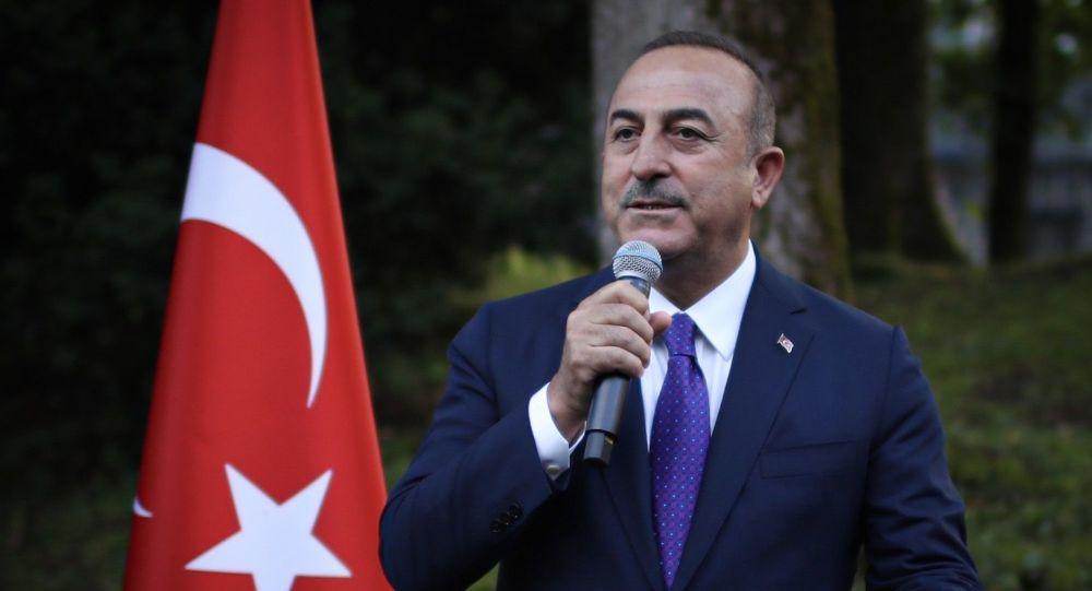 Çavuşoğlu: Suriye'ye huzur, barış ve istikrarın gelmesine katkı sağlayacağız